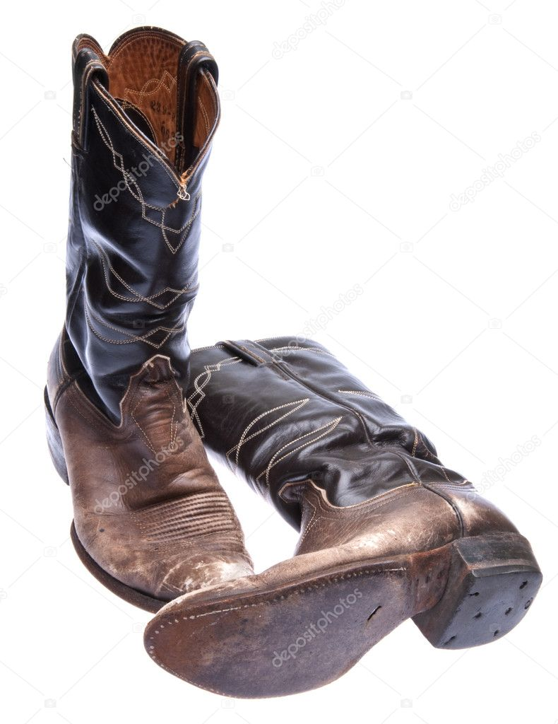 Cowboy Boots — Stock Photo © brookefuller #2373308