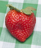 Strawberry Picnic — Stock Photo