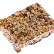 Healthy Energy Bar — Stock Photo