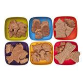 Soubory cookie nebo domácí dobroty — Stock fotografie