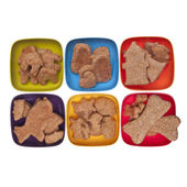 Biscuits ou friandises pour animaux de compagnie — Photo