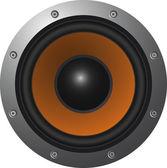 Loudspeaker — Stock Vector