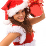 Sexy Santa — Stock Photo #1374777