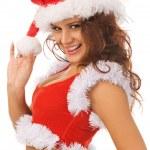 Sexy Santa — Zdjęcie stockowe #1375230