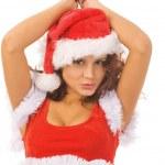 sexy santa — Stockfoto #1375262