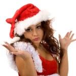 Sexy santa — Stock Photo #1375579