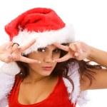 Sexy Santa — Stock Photo #1375614