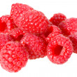 Pile of raspberry — Stock Photo
