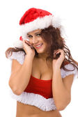 Lovely santa — Stock Photo