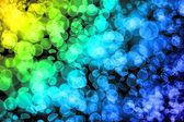 Colorful_fubbles — Stock Photo