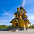 Wooden church — Stock Photo #1493083