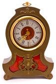 Vintage stylish clock — Stock Photo