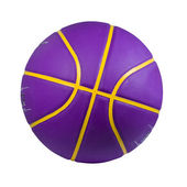 Basket ball isolated on white background — Stock Photo