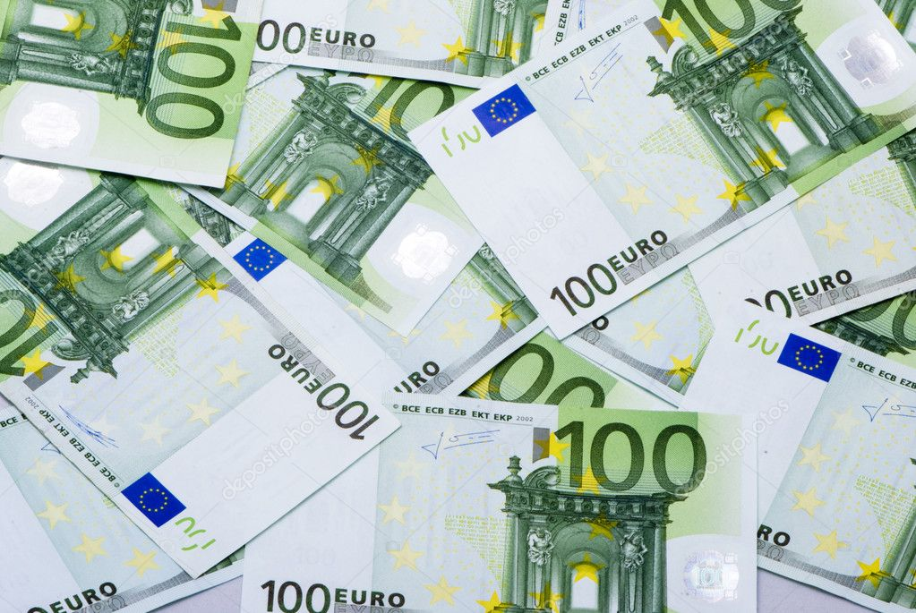 Euro background — Stock Photo #1507907