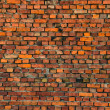 Retro bricks wall background — Stock Photo #1535525