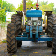 The old tractor — Stock Photo #1536760