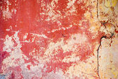 Red vintage wall background — Stock Photo