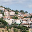 Stock Photo: Small town in Greece. Parnassus