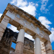 Apollo temple. Delphi. Greece — Stock Photo #1654370