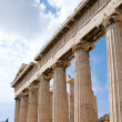 The Temple of Athena at the Acropolis — Stock Photo #1667468