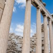 Temple Erechtheion - Stock Photo