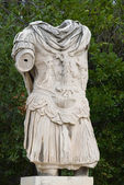 Statue of the Emperor Hadrian — Stock Photo