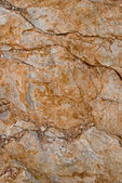 Closeup view of the stone wall — Stock Photo