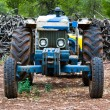 The old tractor — Stock Photo
