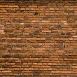 Retro bricks wall background — Stock Photo