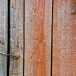 Grunge wood fence for background - ストック写真