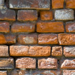 Retro bricks wall background — Stock Photo #2263501