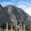 Apollo temple. Delphi. Greece — Stock Photo #2305310