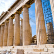 Temple of Athenat Acropolis — Stock Photo #2405915