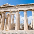 The Temple of Athena at the Acropolis — Stock Photo #2405940