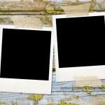 Two vintage photo frames — Stock Photo #2495774