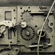 Gears from old mechanism — Stock Photo #2613610