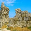 Ruins of ancient greek colony Khersones — Stock Photo #2622461