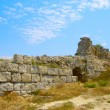 Ruins of ancient greek colony Khersones — Stock Photo #2625423