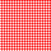 Popular background pattern for picnics — Stock Photo