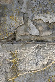 старый стенной фон — Стоковое фото