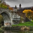 View of Stirling - Stock Photo