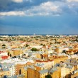 View of Riga from Hotel Latvia — Stock Photo