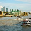 River Thames - Stock Photo