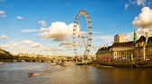 London Eye — Fotografia Stock