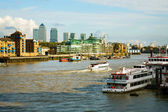 River Thames — Stock Photo