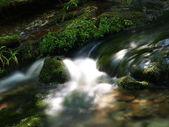 Waterfall time — Stock Photo