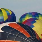 Hot air balloons — Stock Photo #1539241
