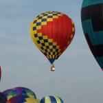 Hot air balloons — Stock Photo #1539257