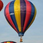 Hot air balloons — Stock Photo #1539266