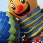 Hot air balloons — Stock Photo #1539309